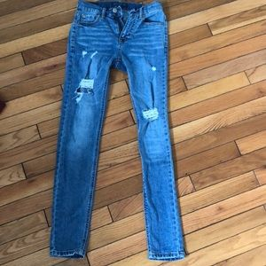 Ripped Aeropostale Jeans
